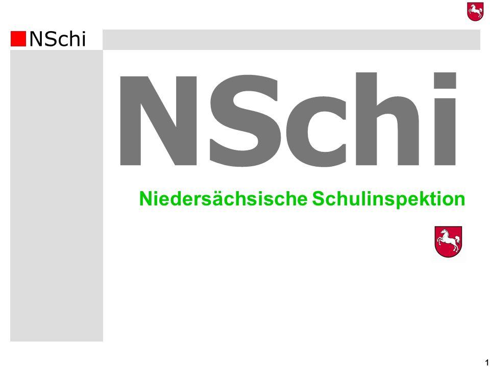 NSchi 1 Niedersächsische Schulinspektion