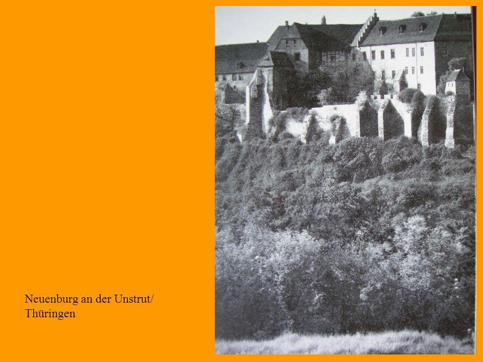 20 Neuenburg an der Unstrut/ Thüringen