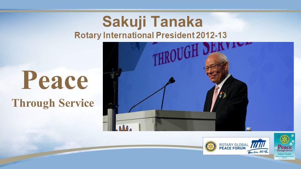 Rotary Global Peace Forum - drei Foren weltweit - eins in Europa - und das in Berlin 30.