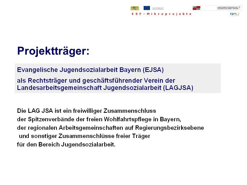 Kulturkraft e.V., Bayreuth: Selbstbau eines Winterquartiers für Skater Best Practise Projekte: Jugend aktiv E S F – M i k r o p r o j e k t e
