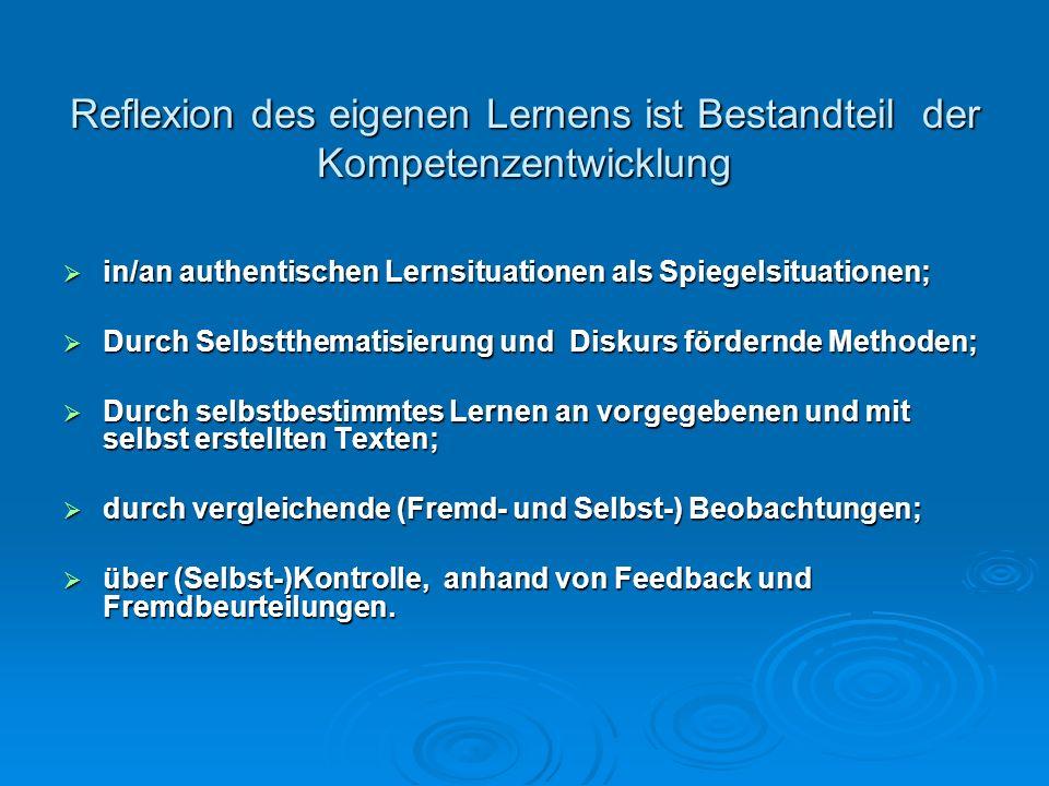 Methodische Möglichkeiten Zur Erarbeitung von theoretischem Wissen (z.B.