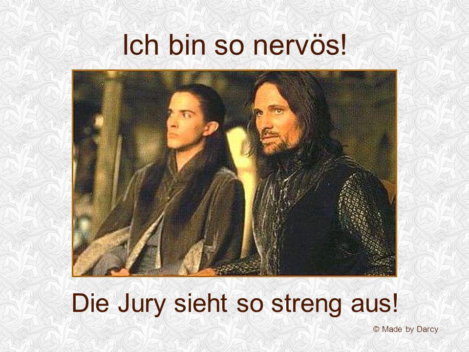 Hallo, ich bin Boromir aus Gondor...