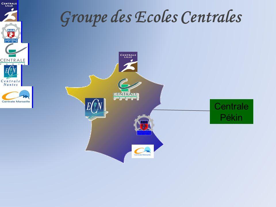 Groupe des Ecoles Centrales Centrale Pékin