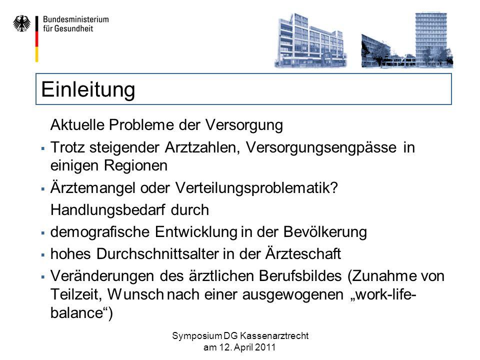 Ambulante spezialärztliche Versorgung Konkretisierung dieses Versorgungsbereichs durch Richtlinien des G-BA im Rahmen gesetzlicher Vorgaben.