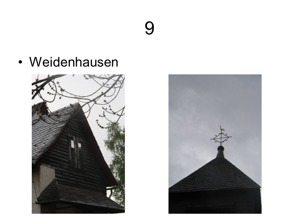 9 Weidenhausen