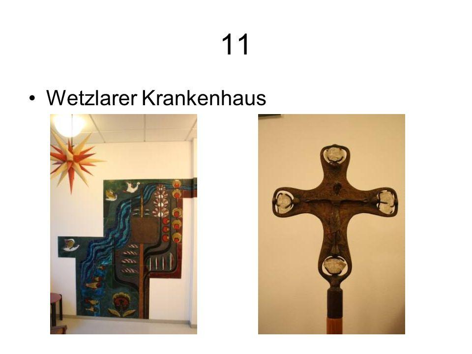 11 Wetzlarer Krankenhaus