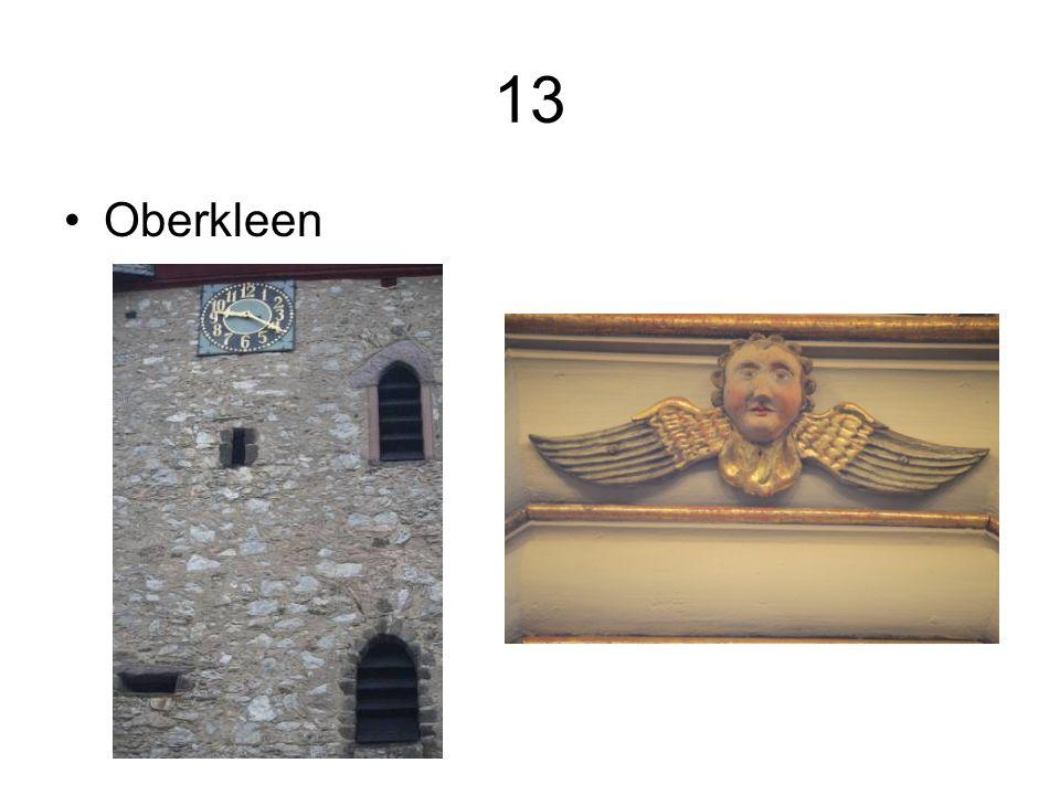 13 Oberkleen