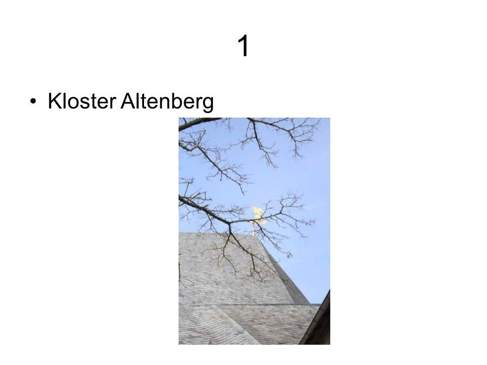 1 Kloster Altenberg