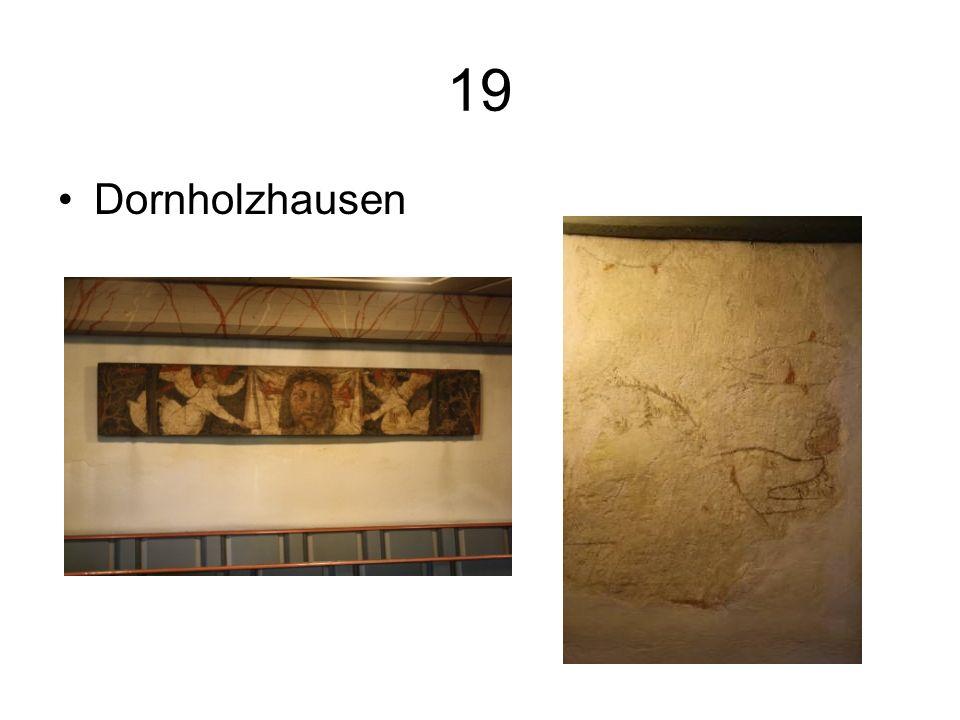 19 Dornholzhausen
