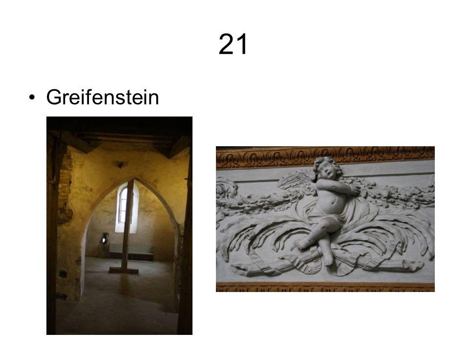 21 Greifenstein