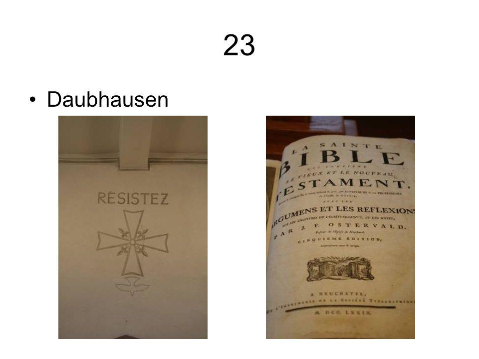 23 Daubhausen
