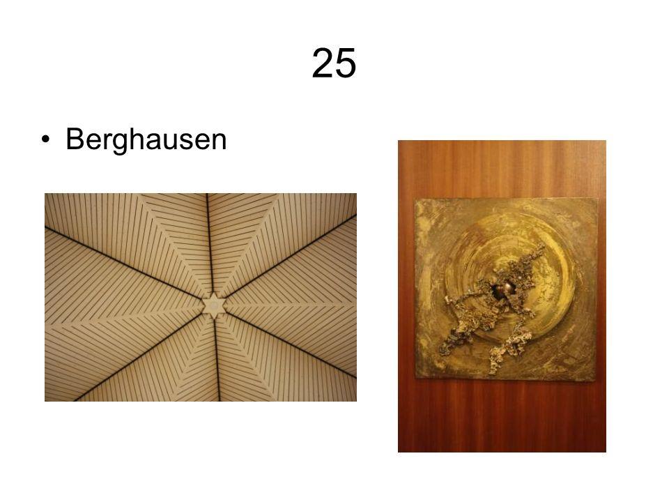 25 Berghausen