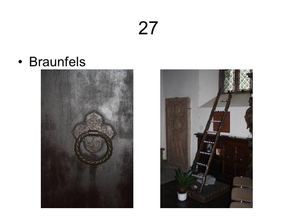 27 Braunfels