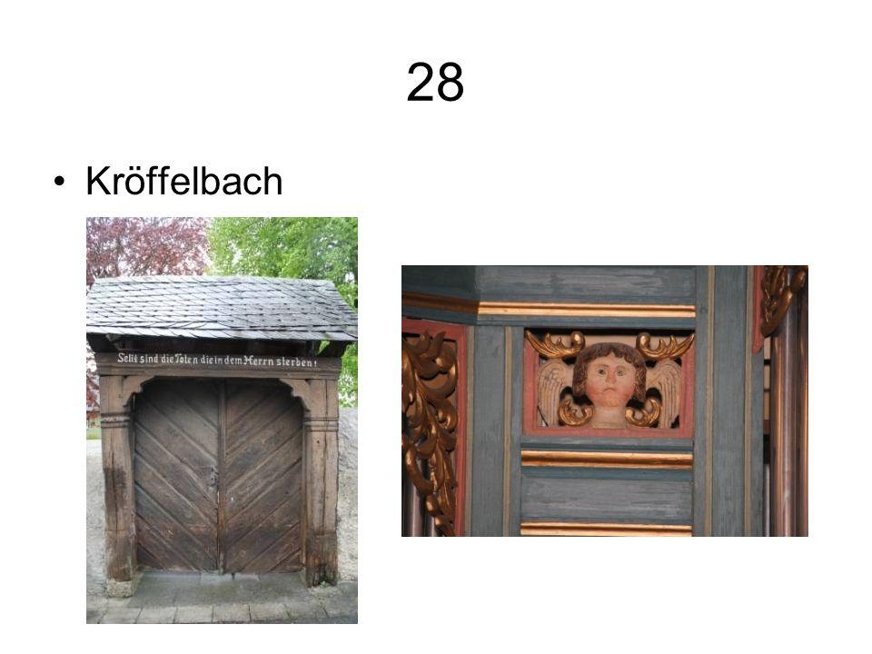 28 Kröffelbach