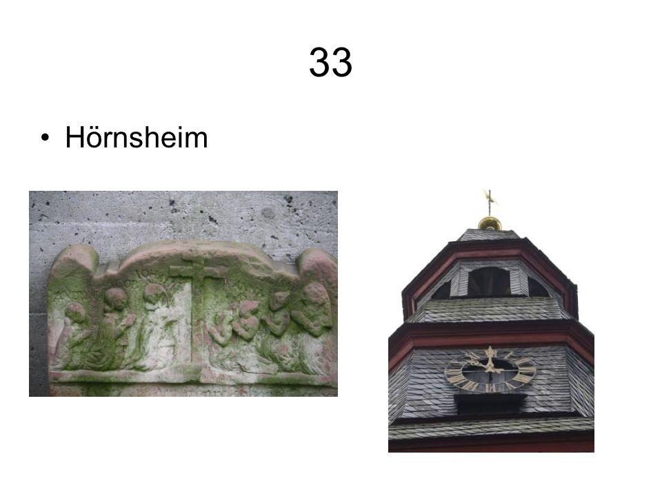 33 Hörnsheim