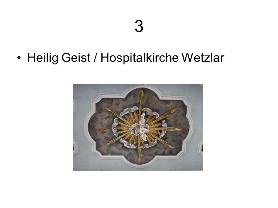 3 Heilig Geist / Hospitalkirche Wetzlar