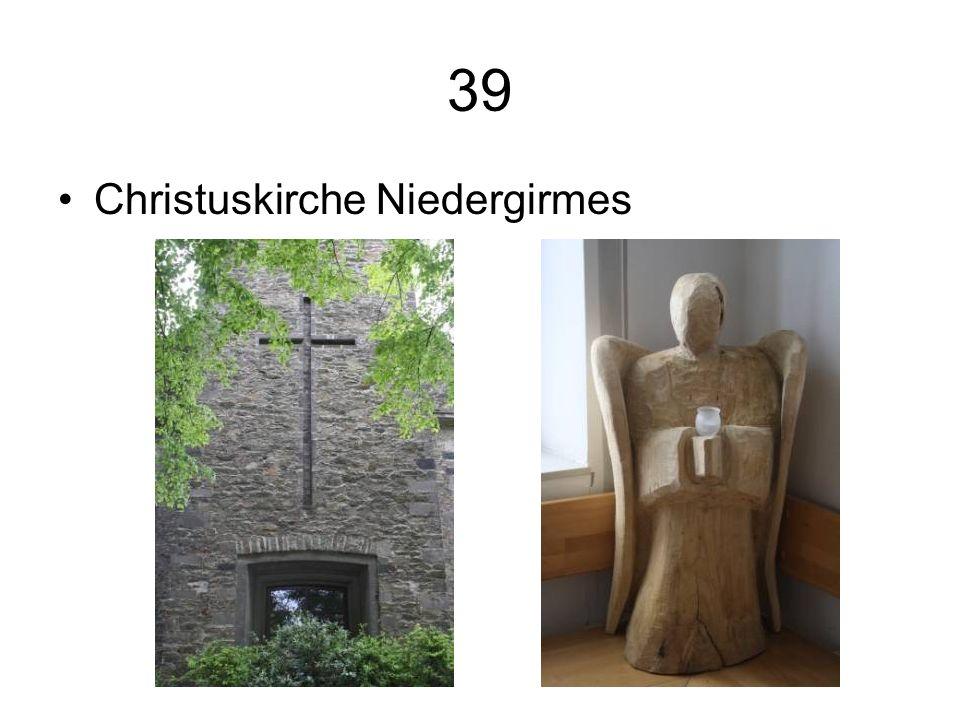 39 Christuskirche Niedergirmes