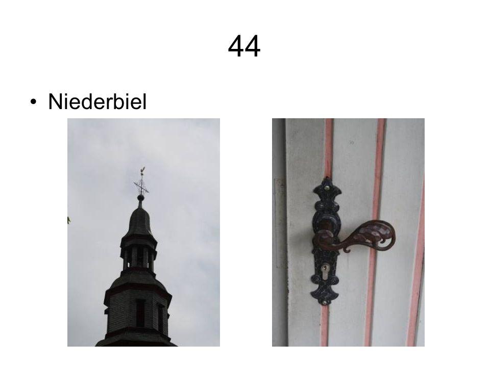 44 Niederbiel