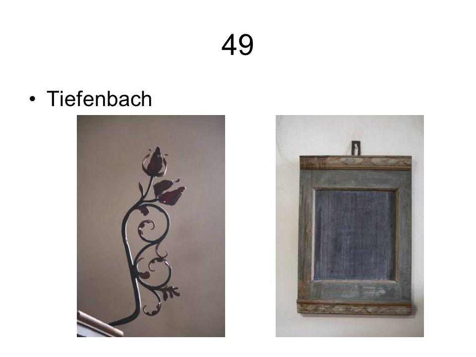 49 Tiefenbach