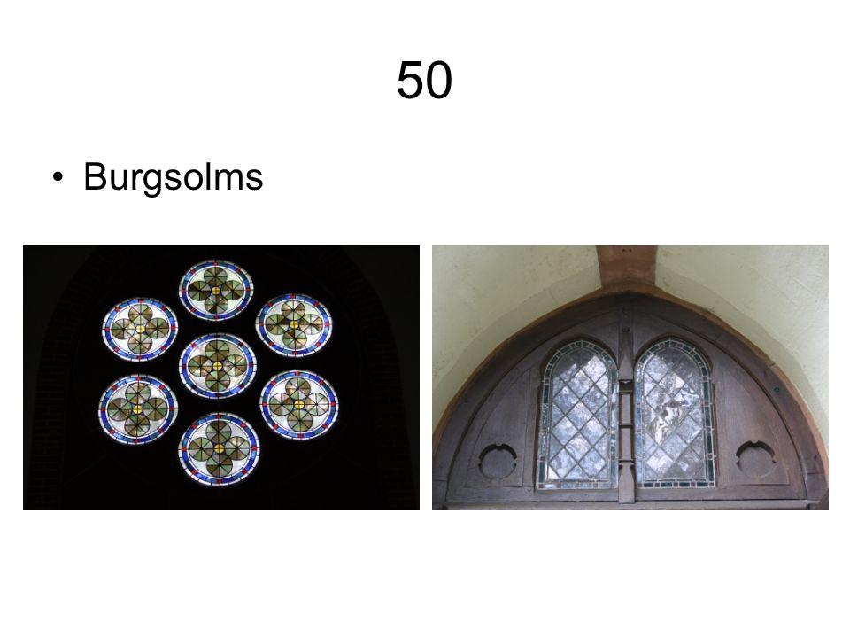 50 Burgsolms