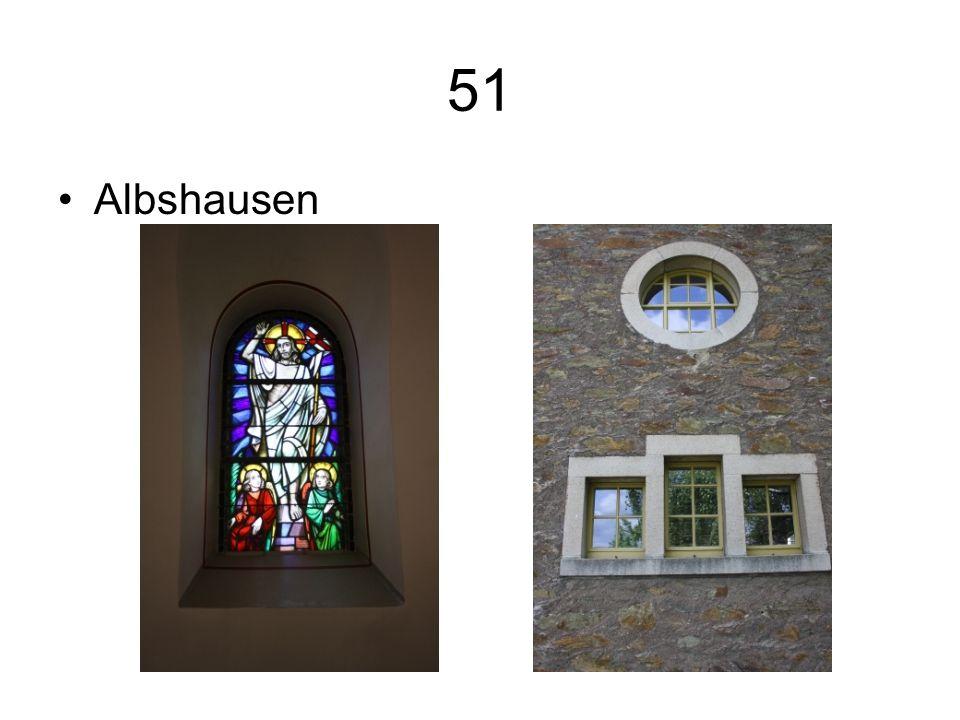 51 Albshausen
