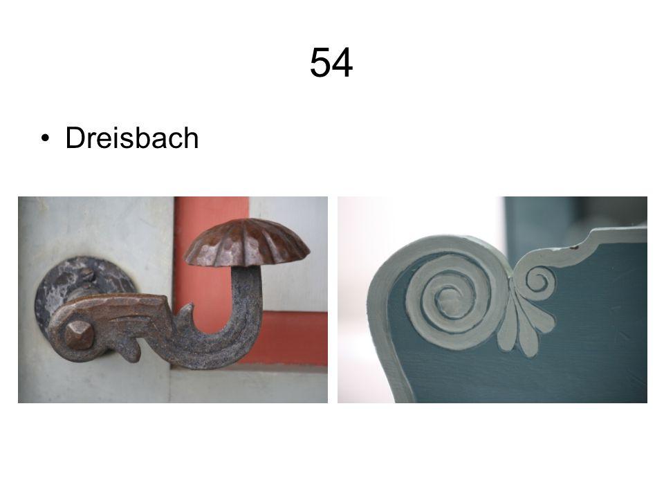 54 Dreisbach