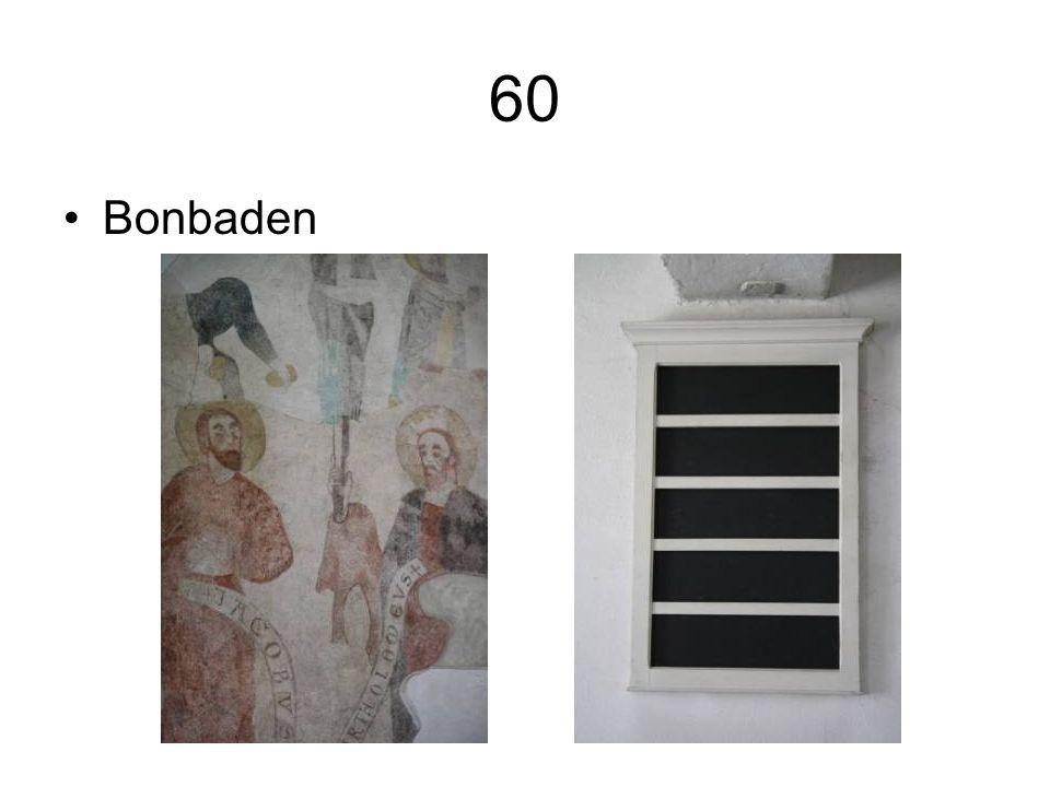 60 Bonbaden