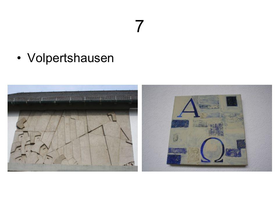 7 Volpertshausen