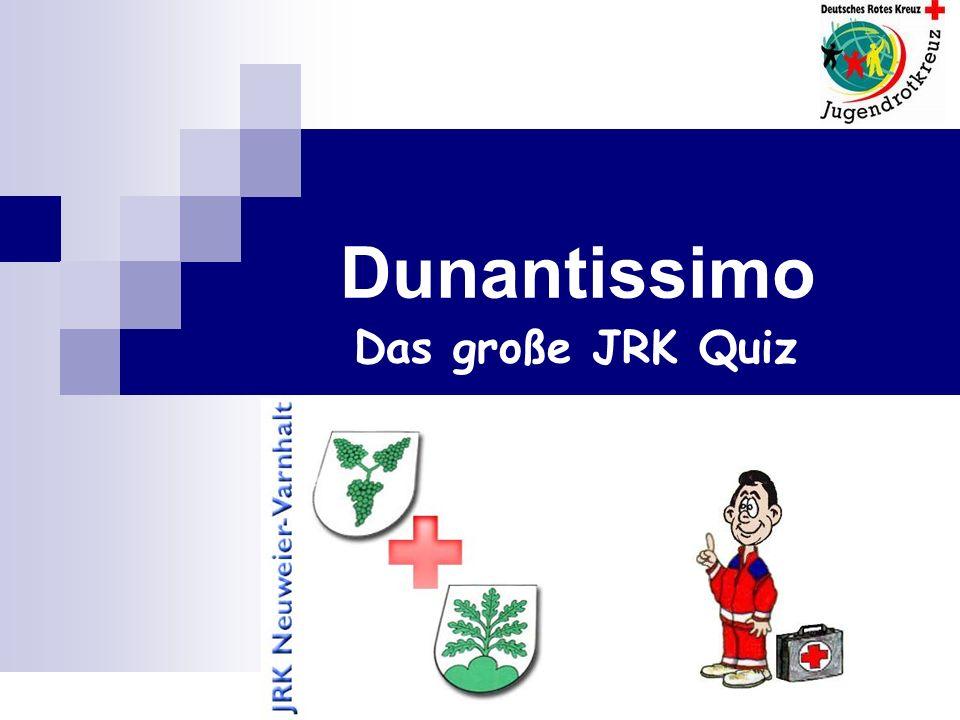 Dunantissimo Das große JRK Quiz