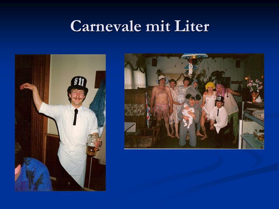 Carnevale mit Liter