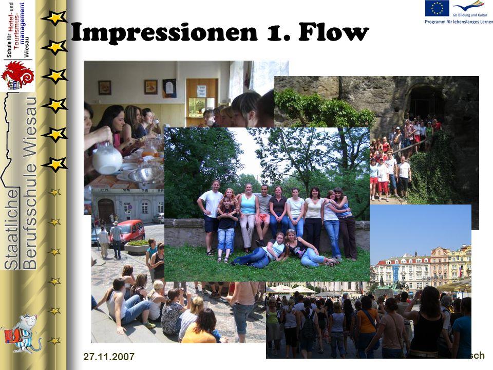 27.11.2007 F. J. Gretsch Impressionen 1. Flow