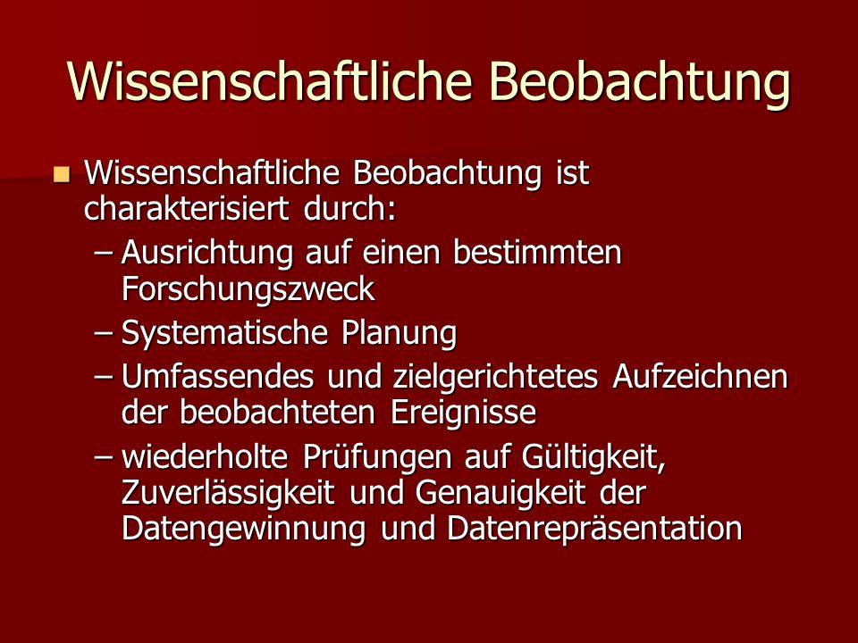 Quellen Diekmann, Andreas (1995).Empirische Sozialforschung – Grundlagen, Methoden, Anwendungen.