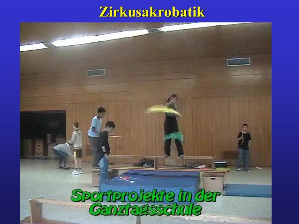 Zirkusakrobatik