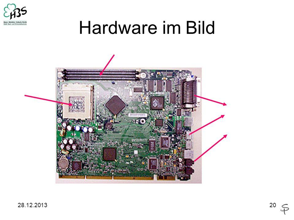 28.12.201320 Hardware im Bild