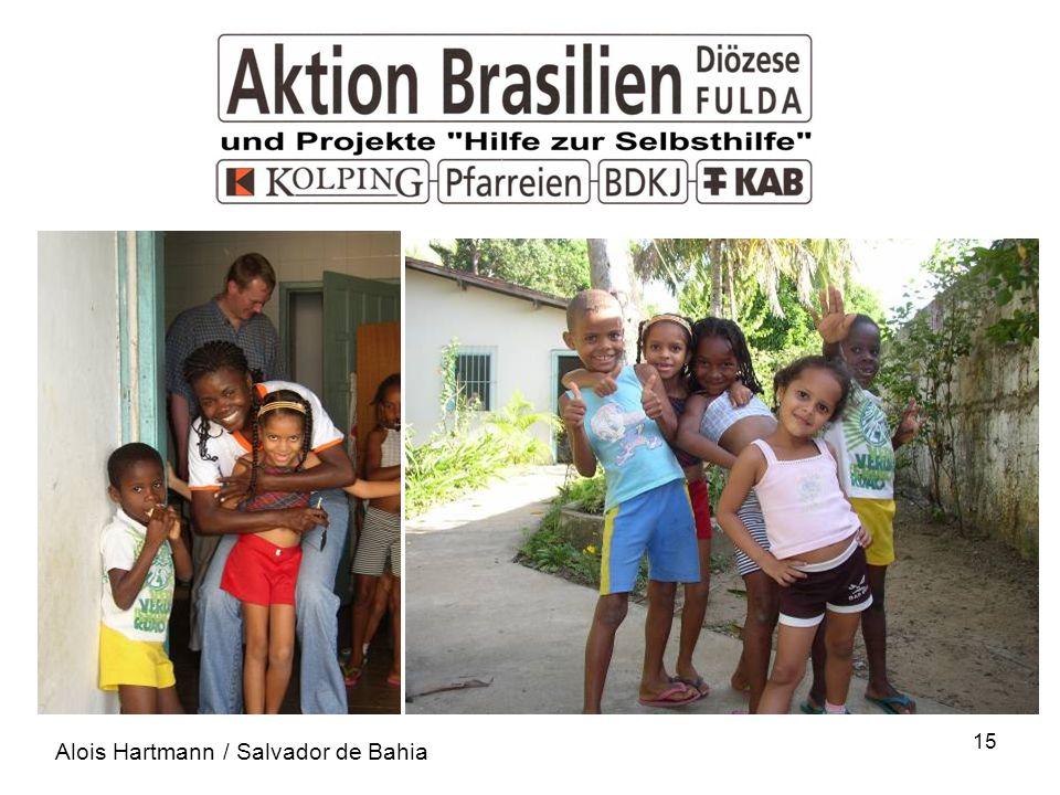 15 Alois Hartmann / Salvador de Bahia