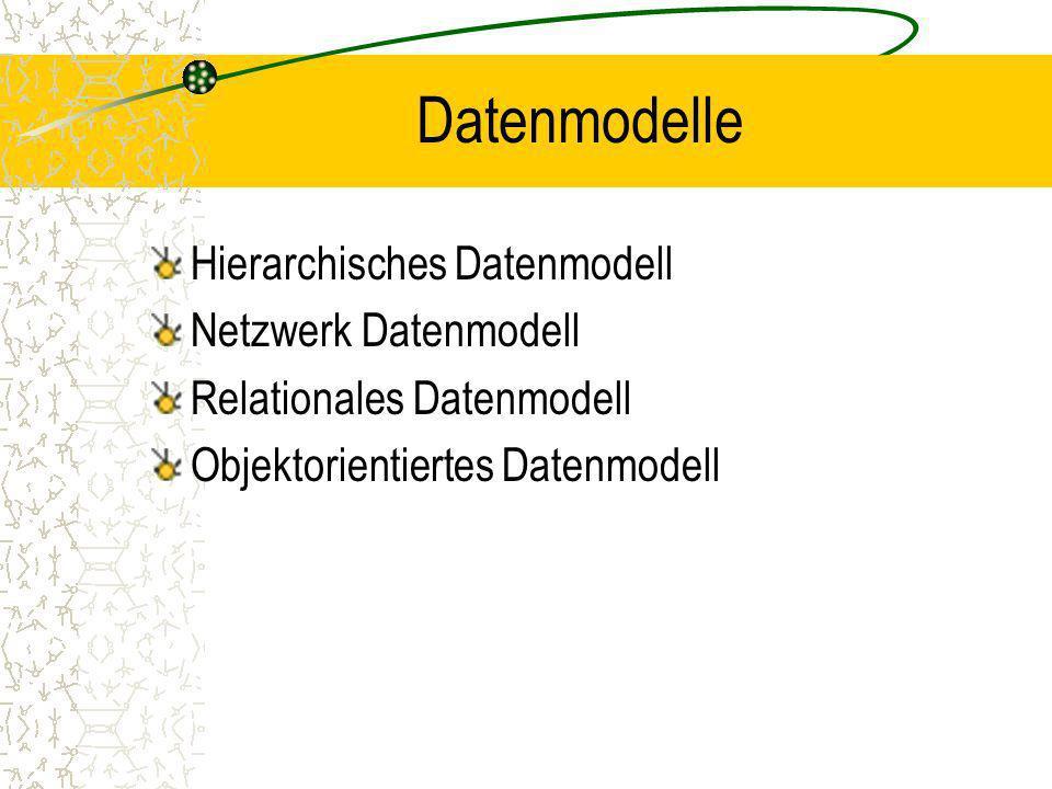 Datenbankmodell Schüler Schule Lehrer Brücke