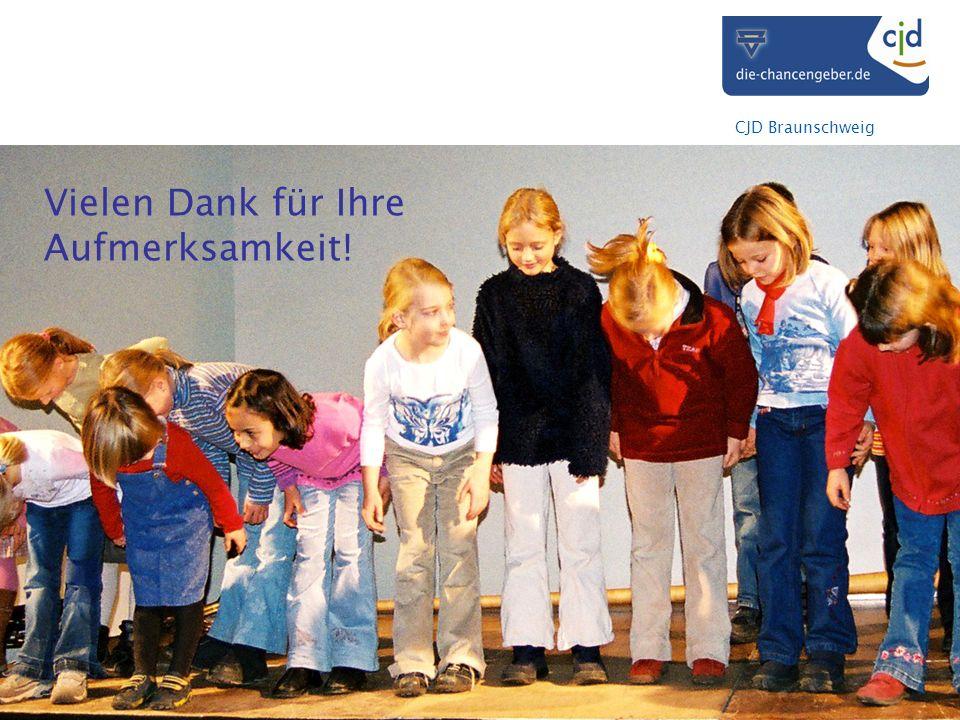 CJD Braunschweig 7 Vielen Dank für Ihre Aufmerksamkeit!