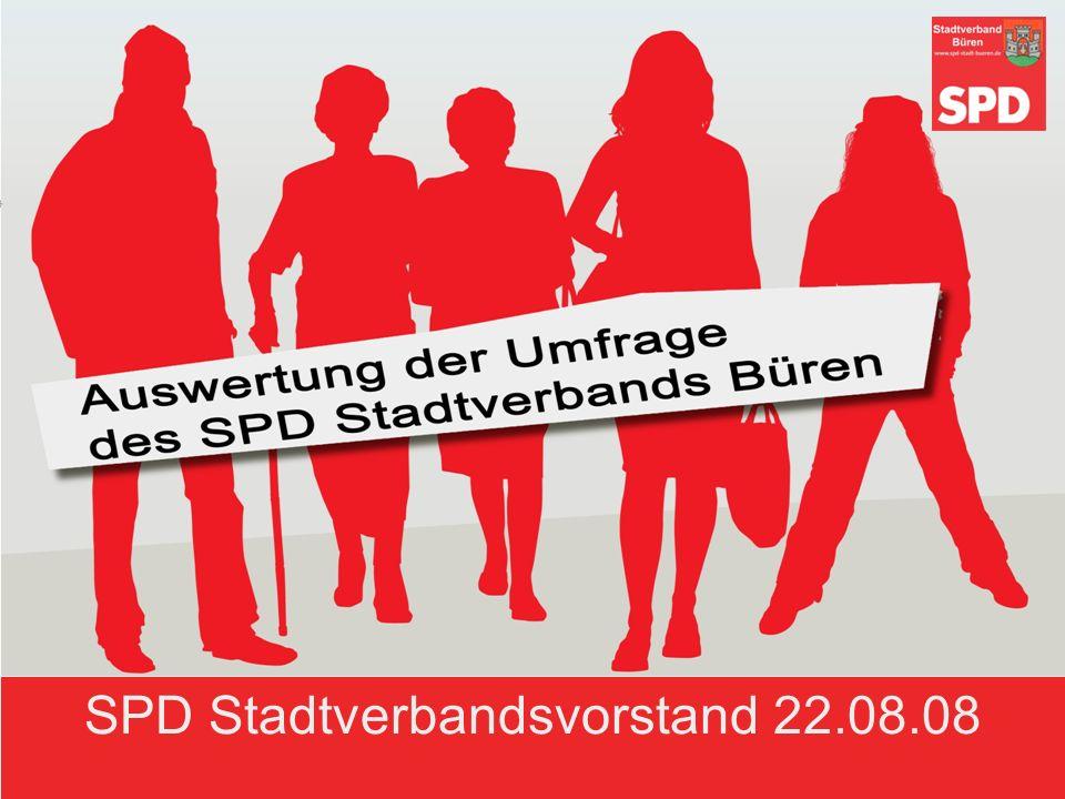 SPD Stadtverbandsvorstand 22.08.08