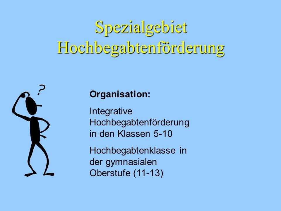 CJD Christophorusschule Königswinter Kompetenzzentrum für Hochbegabung