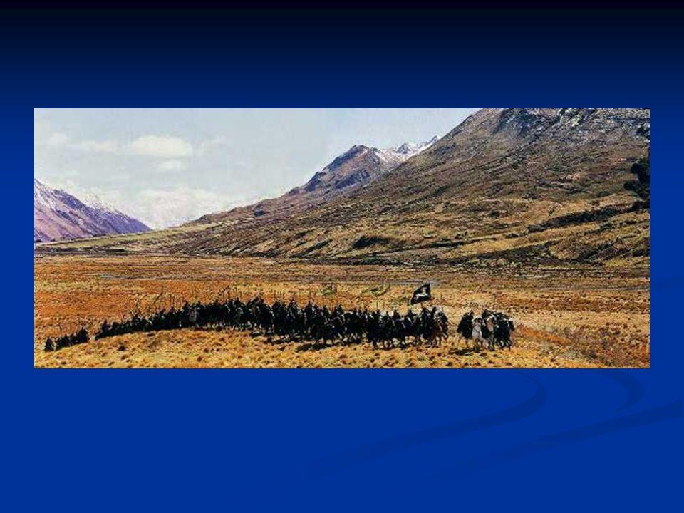 Parallelen zu Tolkien 2 Angelsachsen ursprünglich als Verbündete gegen Feinde der Briten = Rohirrim als Verbündete Gondors Angelsachsen ursprünglich als Verbündete gegen Feinde der Briten = Rohirrim als Verbündete Gondors