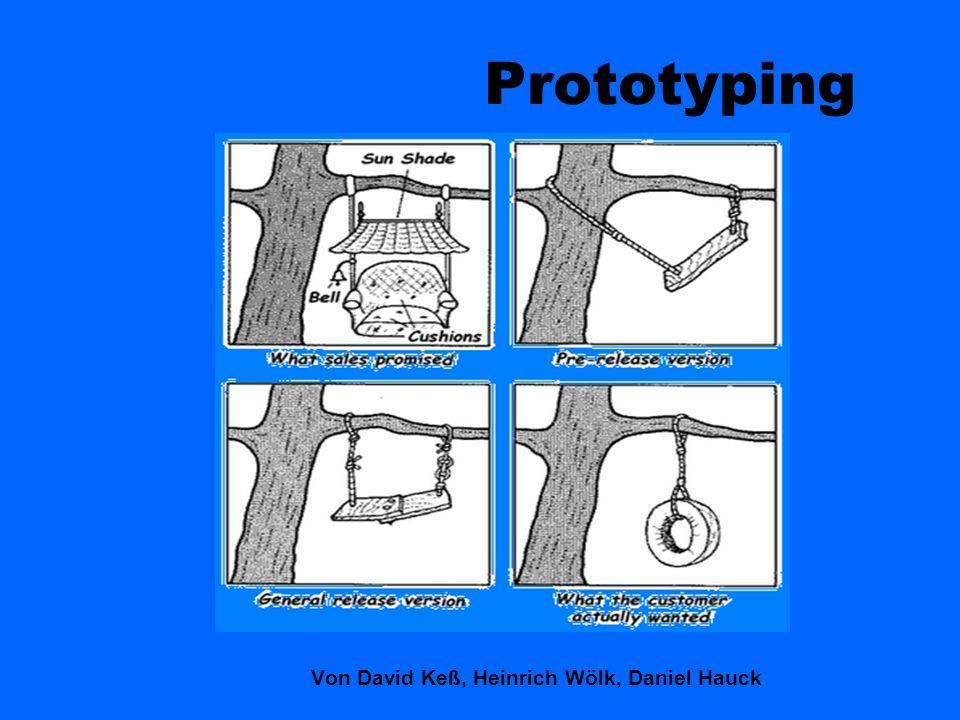 Prototyping Von David Keß, Heinrich Wölk, Daniel Hauck