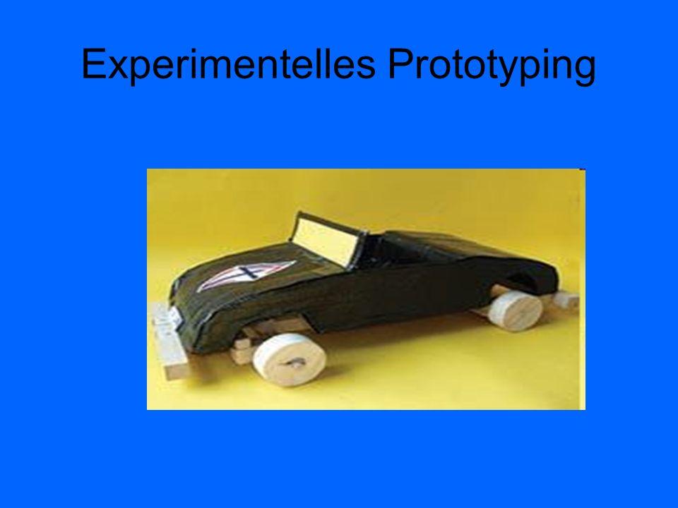 Experimentelles Prototyping