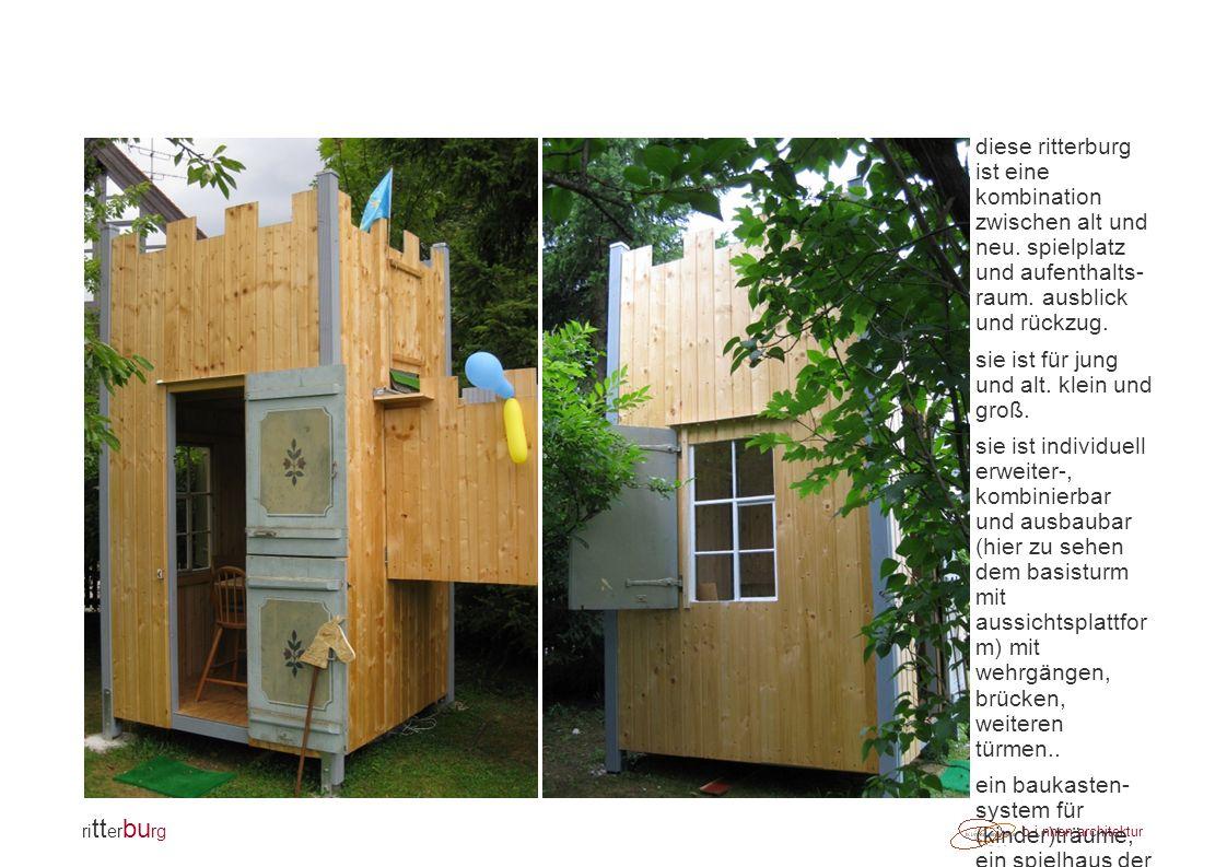 ri tt er bu rg b.i.nnen.architektur diese ritterburg ist eine kombination zwischen alt und neu.