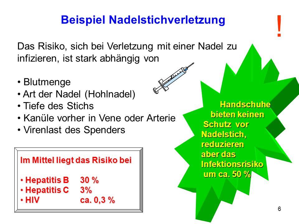 7 Hepatitis B weltweit 5-7% (300 bis 420 Mio.) chronisch mit HBV infiziert 8% der Bevölkerung in Ost- bzw.