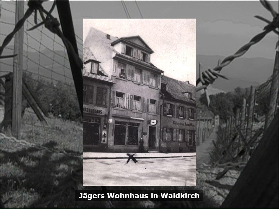 Jägers Wohnhaus in Waldkirch