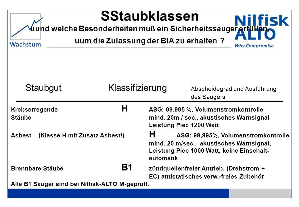 37 Was bedeutet die ATEX-Richtlinie für Nilfisk-ALTO Produkte.