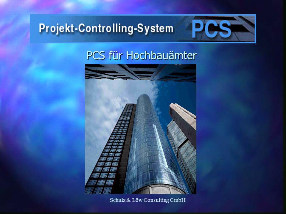 PCS Durchgängige Abbildung der Prozesse Haushalt Planung Realisierung Abrechnung Haushalt