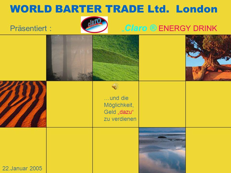 WORLD BARTER TRADE Ltd.