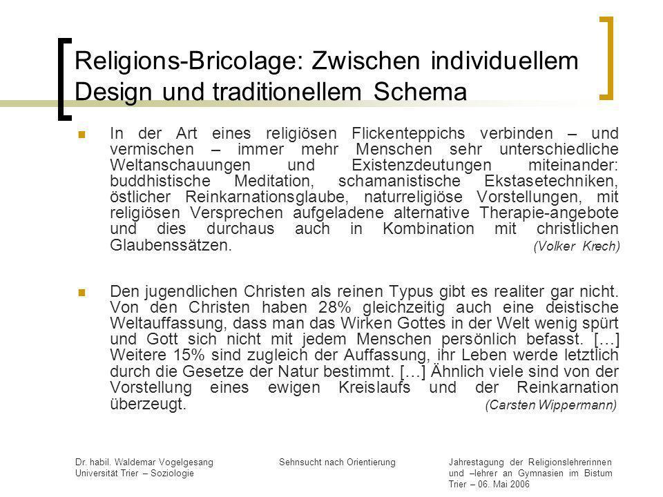 Jahrestagung der Religionslehrerinnen und –lehrer an Gymnasien im Bistum Trier – 06.