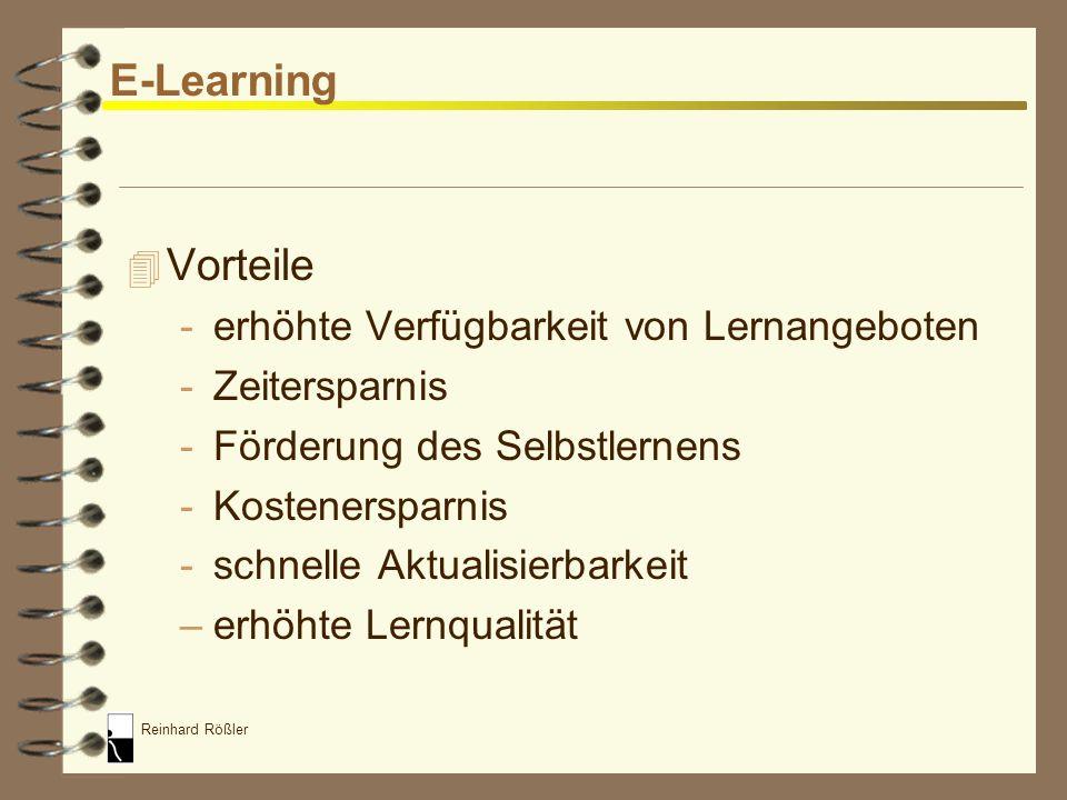 Reinhard Rößler E-Learning 4 Beispiel SIEMENS